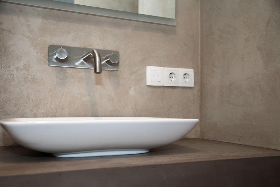 Renovatie bestaande badkamer Eersel